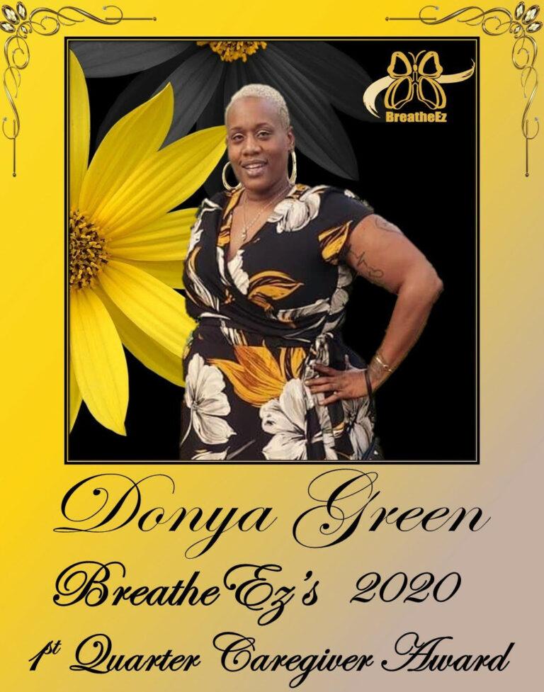 Donya Green
